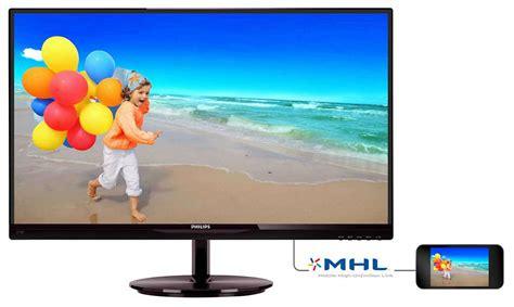 Monitor LCD con SmartImage Lite 274E5QHSB/00 | Philips