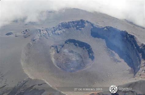 Monitorean al Popocatépetl » Eje Central