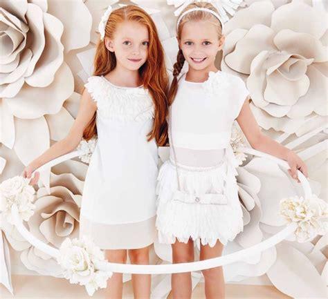 Monnalisa Online, vestidos de fiesta para niñas