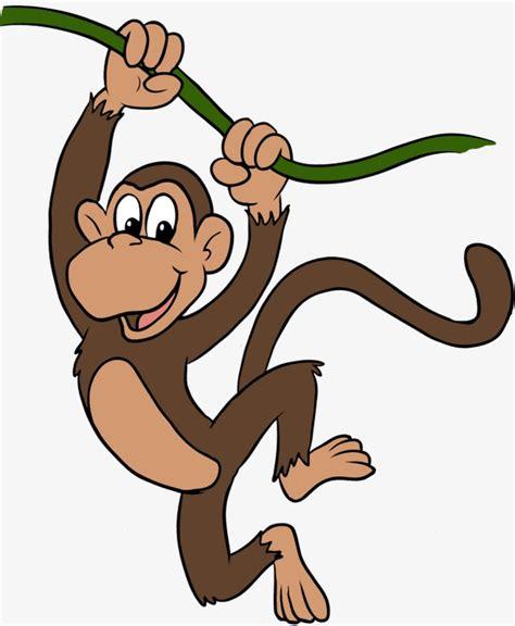 Mono De Dibujos Animados, Cartoon, Mono, Animal Imagen PNG ...