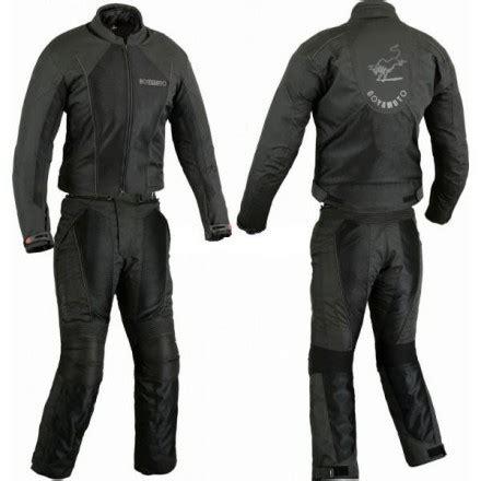 Mono de moto de cordura Goyamoto GM 3036 color negro ...