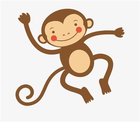 Mono Mono Mono De Dibujos Animados Vector Mono PNG y ...