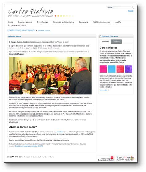 MONOGRÁFICO: Liferay Portal   EducaMadrid: un portal ...