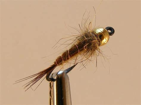 Montaje de ninfa oreja de liebre | Revista de pesca ...