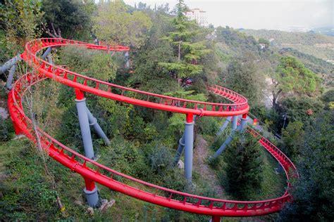 Montaña Rusa | Parque de atracciones Tibidabo