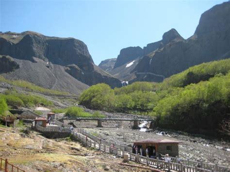 Monte Baekdu, frontera entre Corea del Norte y China - Ser ...
