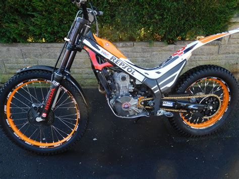 MONTESA 4RT 260 HONDA REPSOL 2015 ROAD REGISTERED trials bike