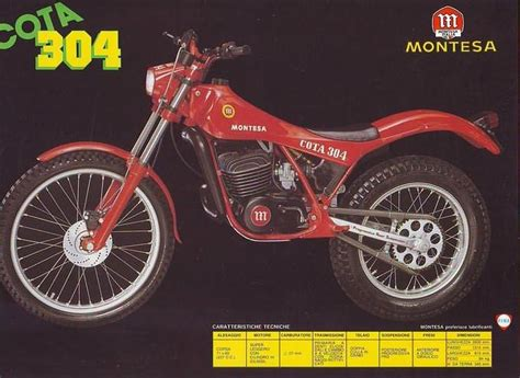 MONTESA COTA 304 SET FENDERS FRONT AND REAR MUDDGUARDS ...