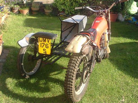 Montesa Cota 348 Malcolm Rathmell Replica Trials 1977 ...