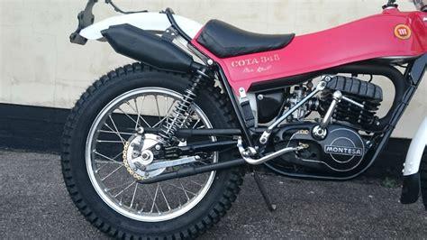 MONTESA COTA 348 MALCOM RATHMELL REPLICA 1975