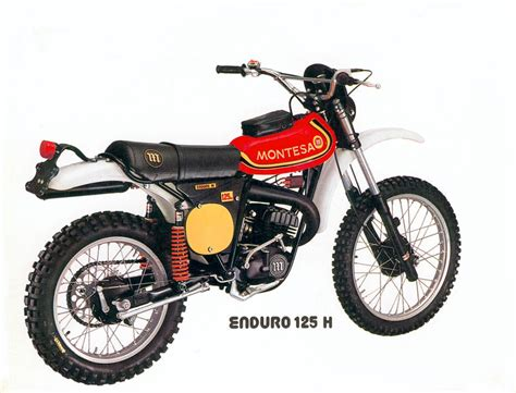 Montesa enduro 125 h6. Photos and comments. www.picautos.com