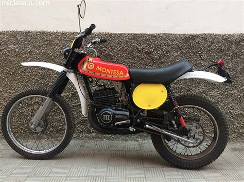 Montesa - Enduro 125