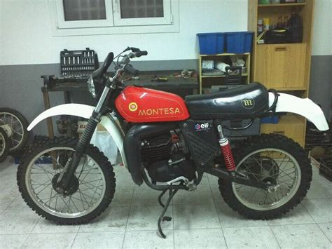 MONTESA H6 En venta   Portal compra venta vehículos clásicos