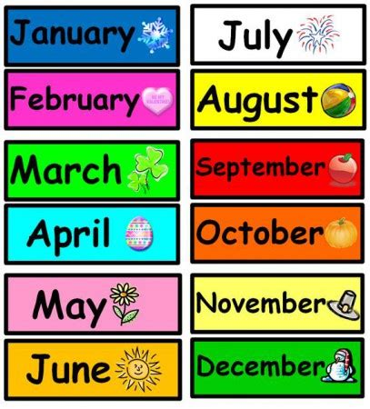 MONTHS OF THE YEAR Quotes Like Success | progr | Pinterest