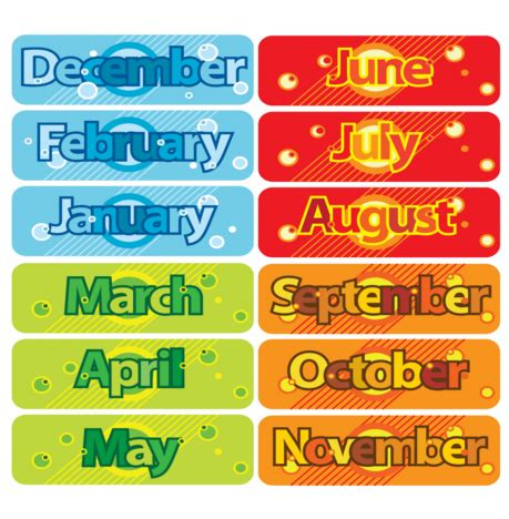 Months Seasons Of The Year Worksheets for all | Download ...