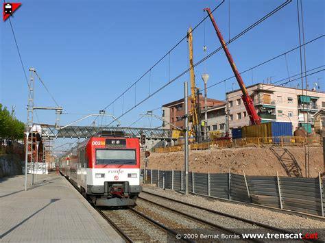 Montmeló   Fotos 2004 2009  estació en superfície