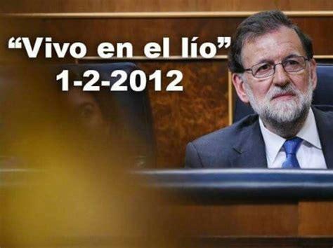 [[MORE]] Grandes frases de Mariano Rajoy.