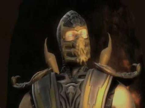 Mortal Kombat 9 Scorpions music video   YouTube