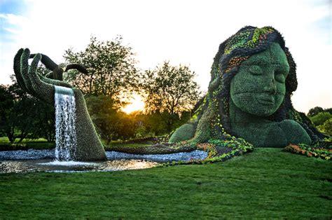 Mosaïcultures du Jardin botanique de Montréal Archives ...