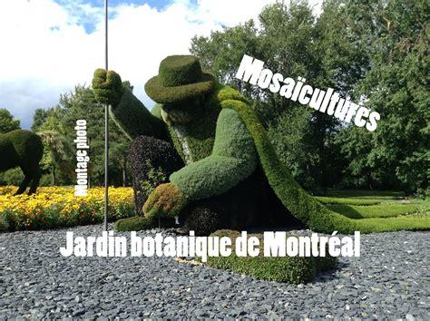 Mosaïcultures  jardin botanique de Montréal    YouTube