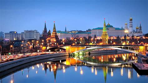 Moscow is the capital of the Russian Federation wallpapers ...