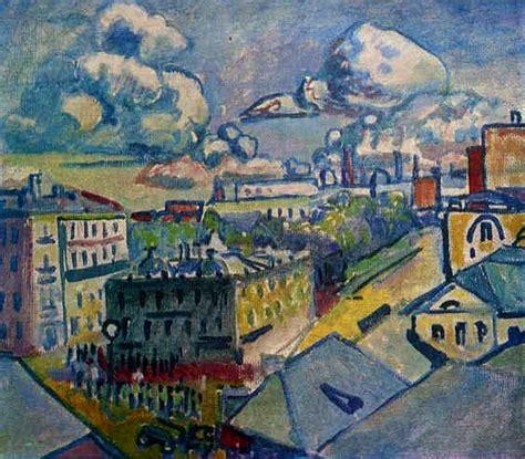 Moscow. Zubovskaya Square. Study. - Wassily Kandinsky ...