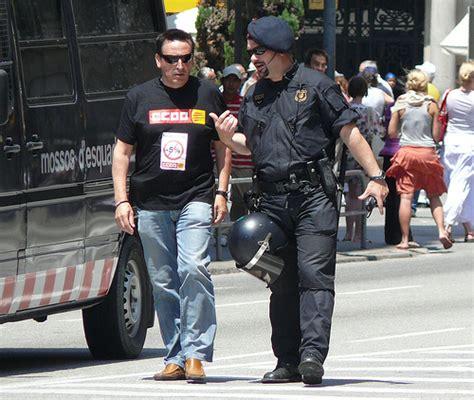 Mossos d´esquadra   Barcelona   Flickr   Photo Sharing!