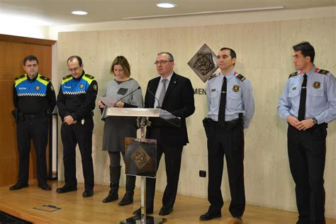 Mossos d'Esquadra i Guàrdia Urbana detenen en un ...