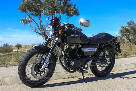 Moto 125cc Custom Cafe Racer   ForoCoches