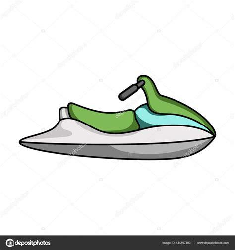 Moto de agua para el entretenimiento. Transporte de agua ...