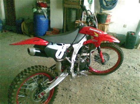 moto de cross 250cc 4 tiempos Sevilla 154872
