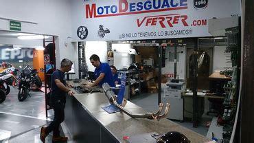 Moto desguace Valencia - VFerrer