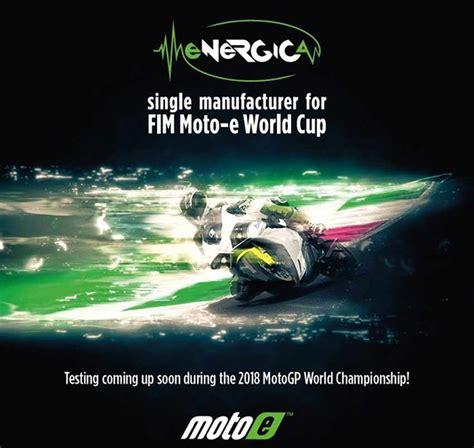 Moto-e 2019 - Energica será el suministrador de las motos ...