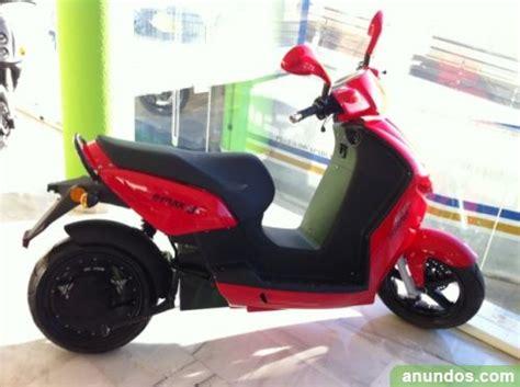 Moto Electrica Scooter 50cc y 125cc - Mula