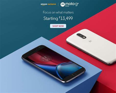 Moto G4 Plus: Motorola Moto G4 Plus Specifications ...