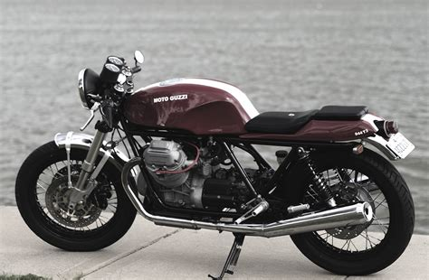 Moto Guzzi 850T3 Cafe Racer | Return of the Cafe Racers