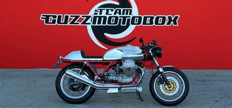 Moto Guzzi Cafe Racer SP 1000 | guzzimotobox.com