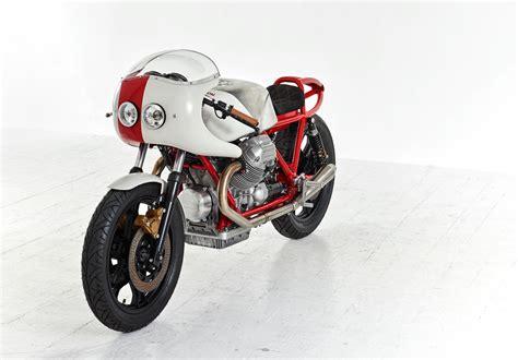 Moto Guzzi Le Mans Cafe Racer by DMOL – BikeBound