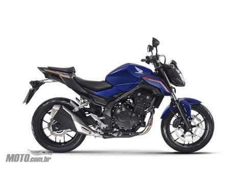 Moto Honda CB 500 F - 2018 - R$ 25,467.00
