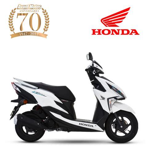 Moto Honda New Elite 125 Scooter 0km 2018   Avant Motos