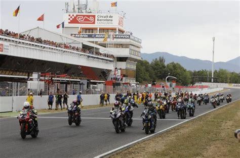 Moto: nuova tragedia sul circuito di Barcellona ...