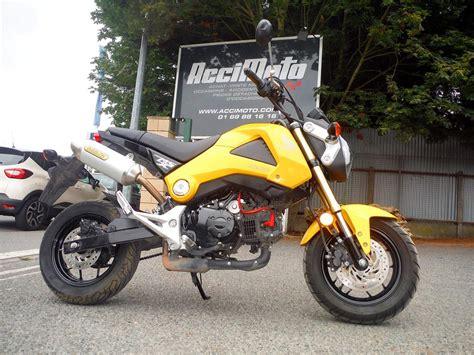 moto occasion HONDA MSX 125