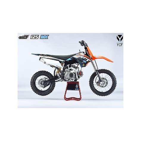 MOTO PIT DIRT BIKE YCF BIGY 125 MX 2017   mx moto.fr