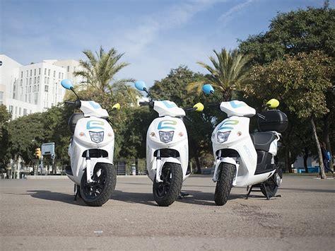 Moto Sharing: la nueva forma de transporte urbano sobre ...