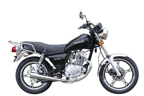 Moto Suzuki GN125 – Moto Caribe