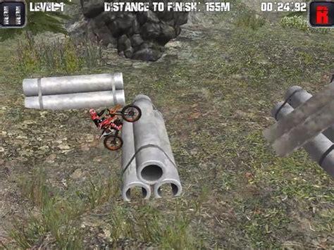 Moto Trials Industrial GRATIS en JuegosJuegos.com