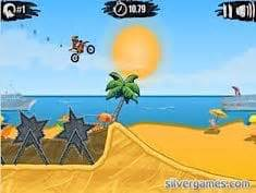 Moto X3M GRATIS en JuegosJuegos.com