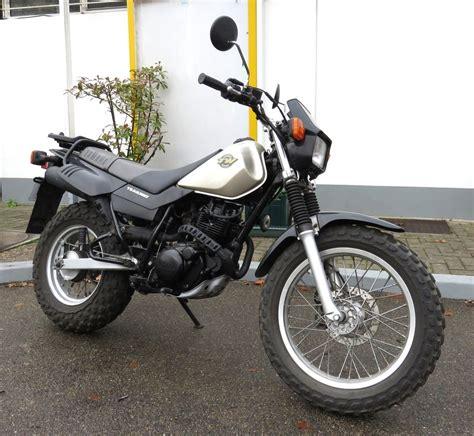 moto yamaha tw adventure trailway enduro 125 125 cm3 2001