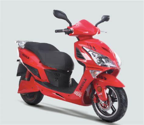 Motocicleta eléctrica AGUILA 1000AVA