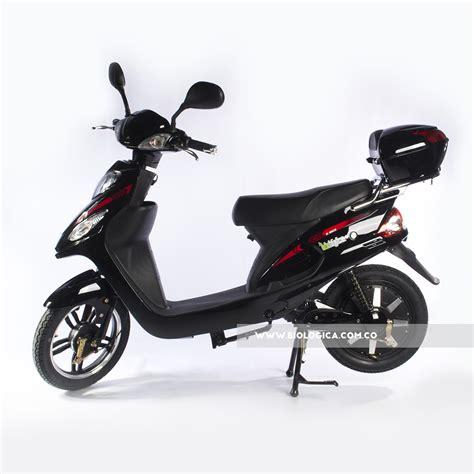 Motociclo Moto Eléctrica ECO 350   Biológica Vehículos ...